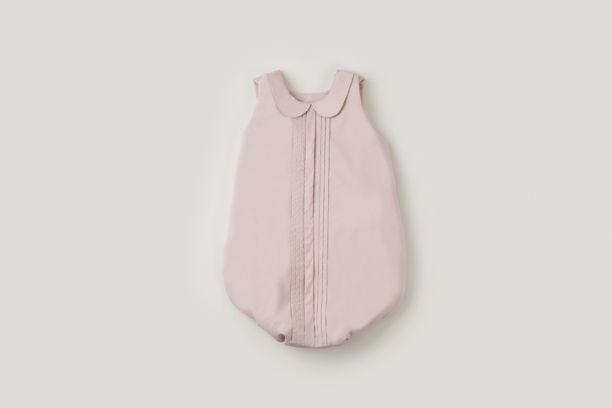 Garbo&Friends Pink - Pleats Rosy Sleepbag - Clothing