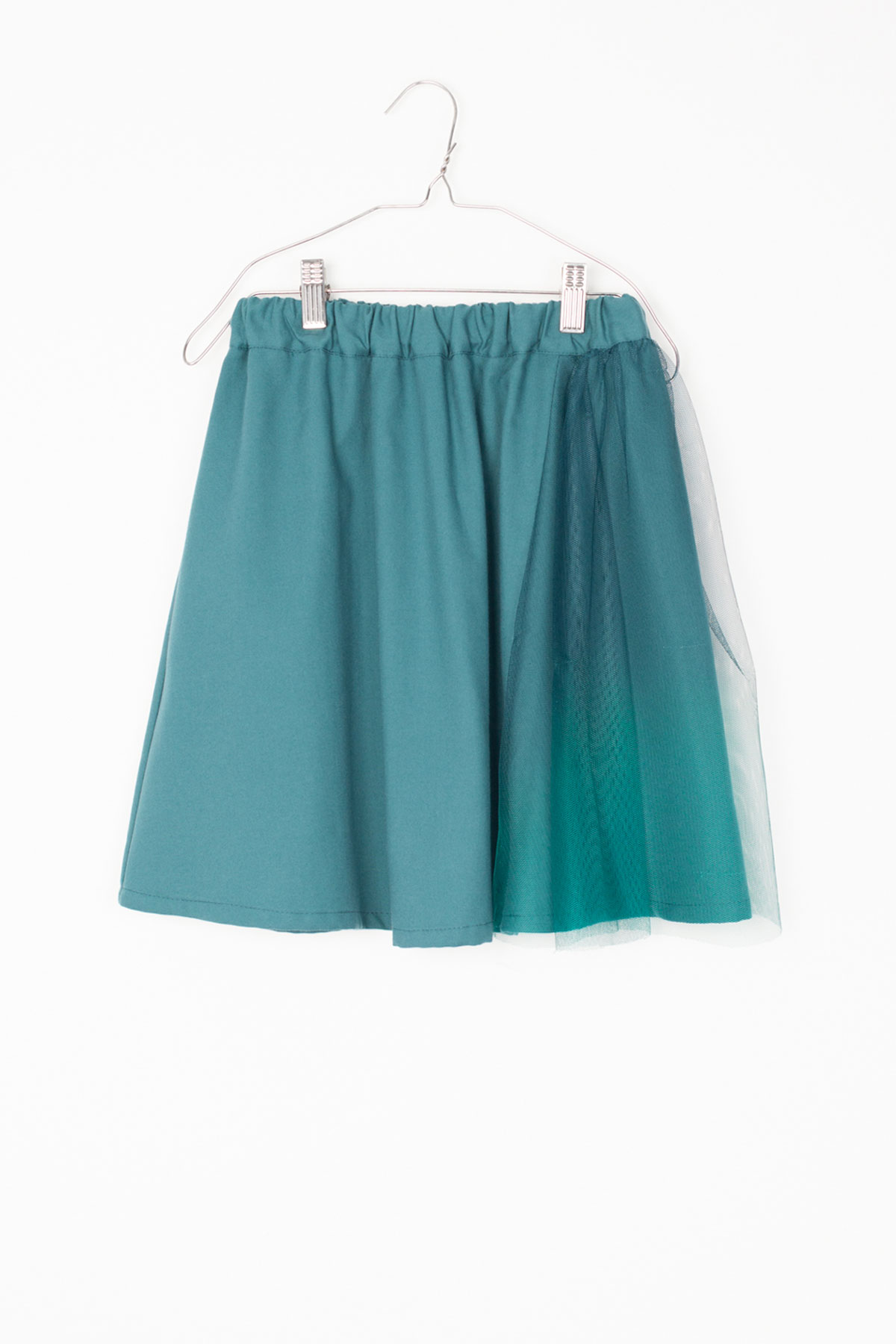 Motoreta Green - Loto Skirt Green - Clothing
