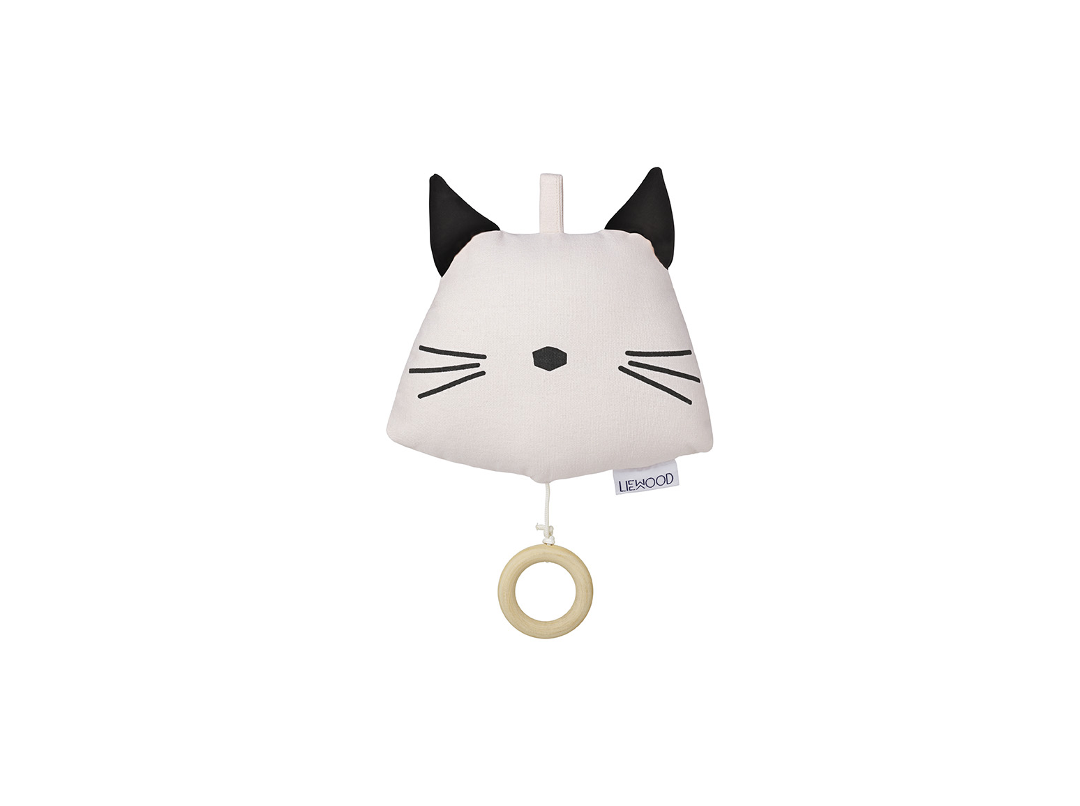 Liewood Pink - Alma music mobile Cat - Homeware