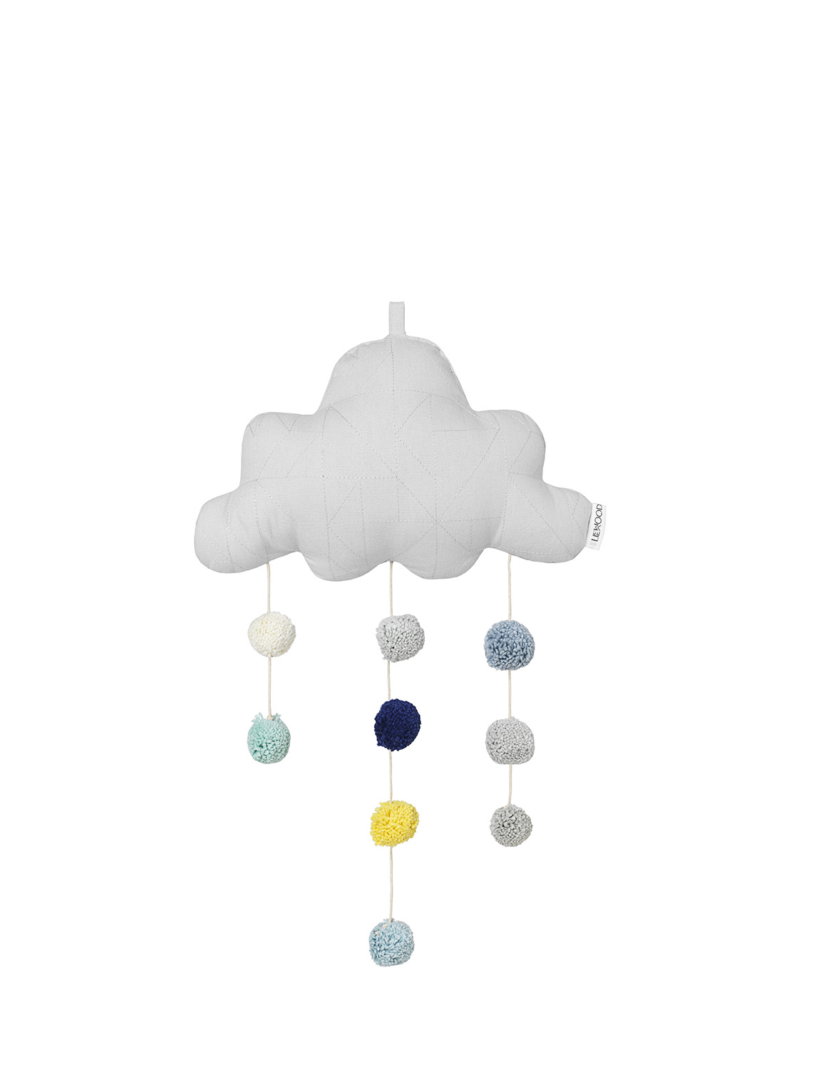 Liewood Grey - Clara mobile cloud big - Homeware