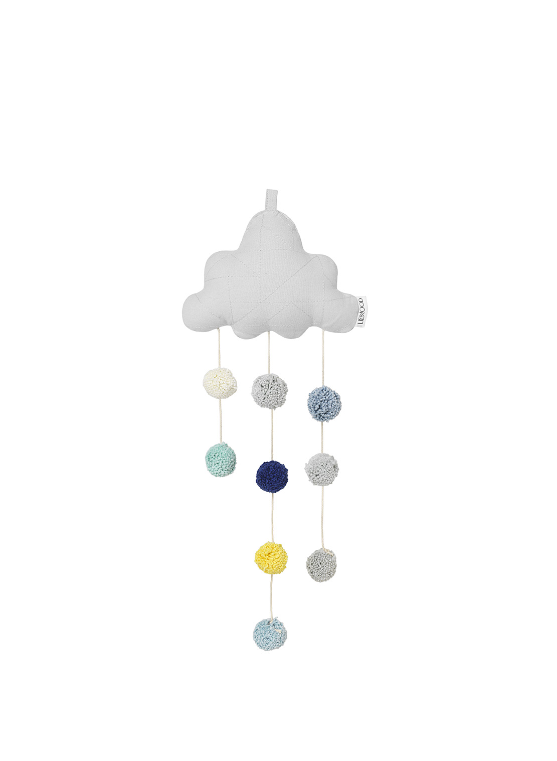 Liewood Grey - Clara mobile cloud small - Homeware