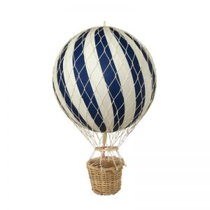 Filibabba Blue - Air Balloon 20Cm - Homeware