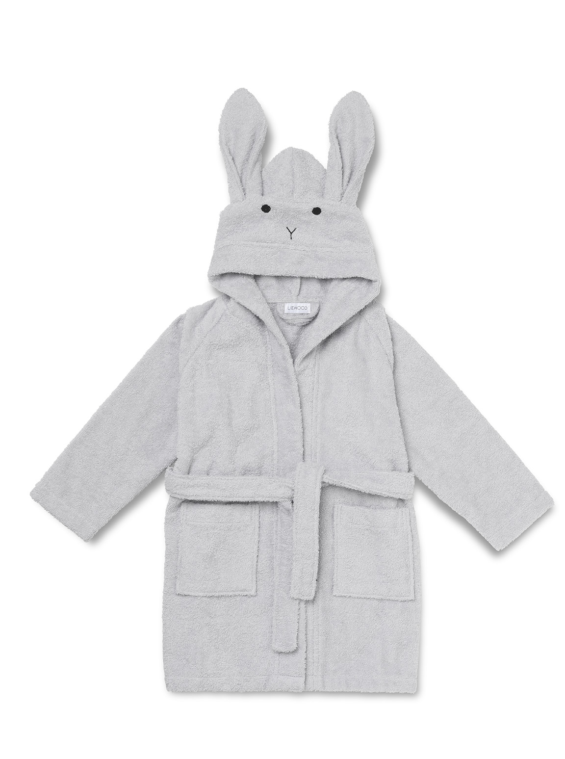Liewood Grey - Lily bathrobe Rabbit - Homeware