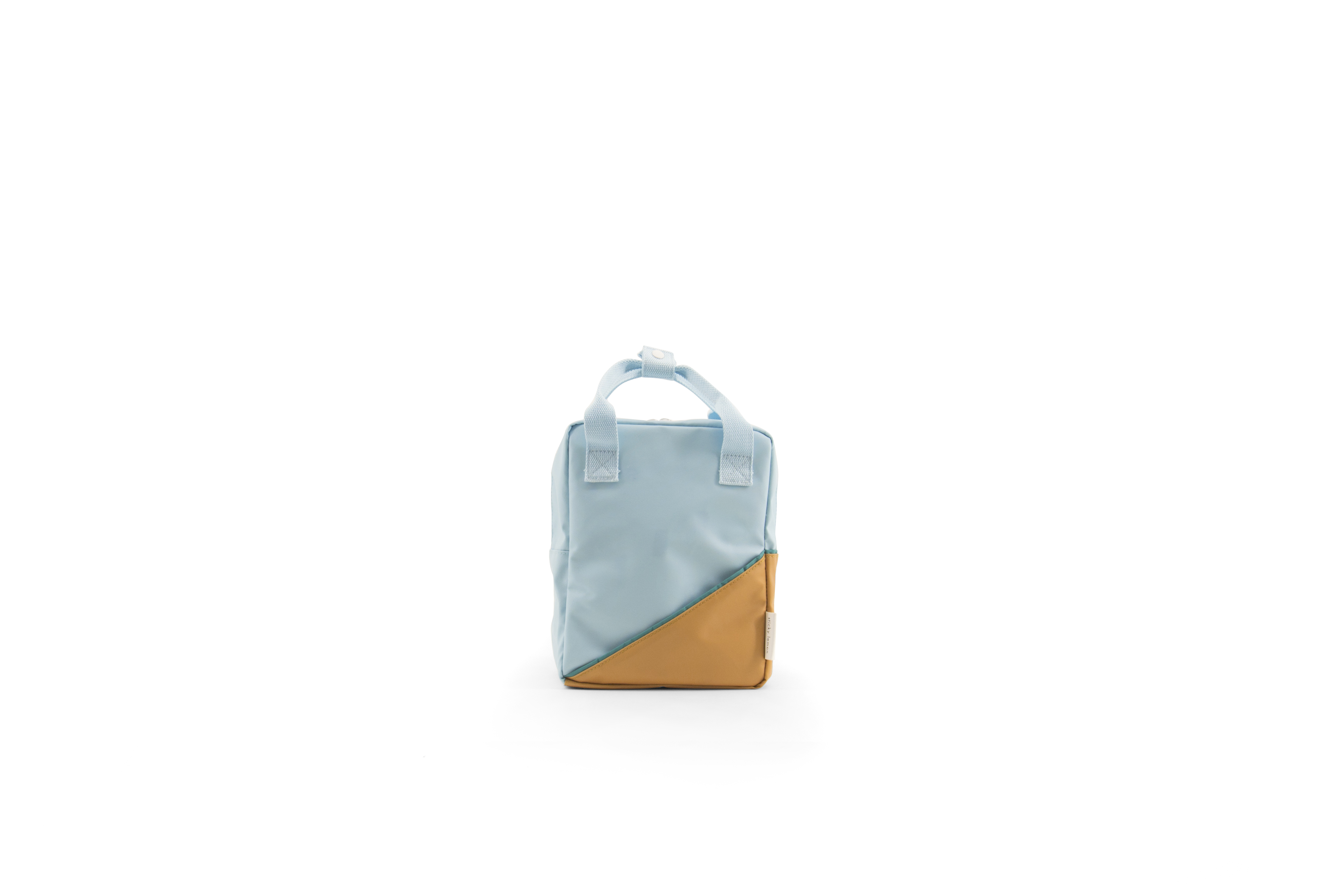 Sticky Lemon Blue - Backpack Diagonal Small - Light Blue - Accessories