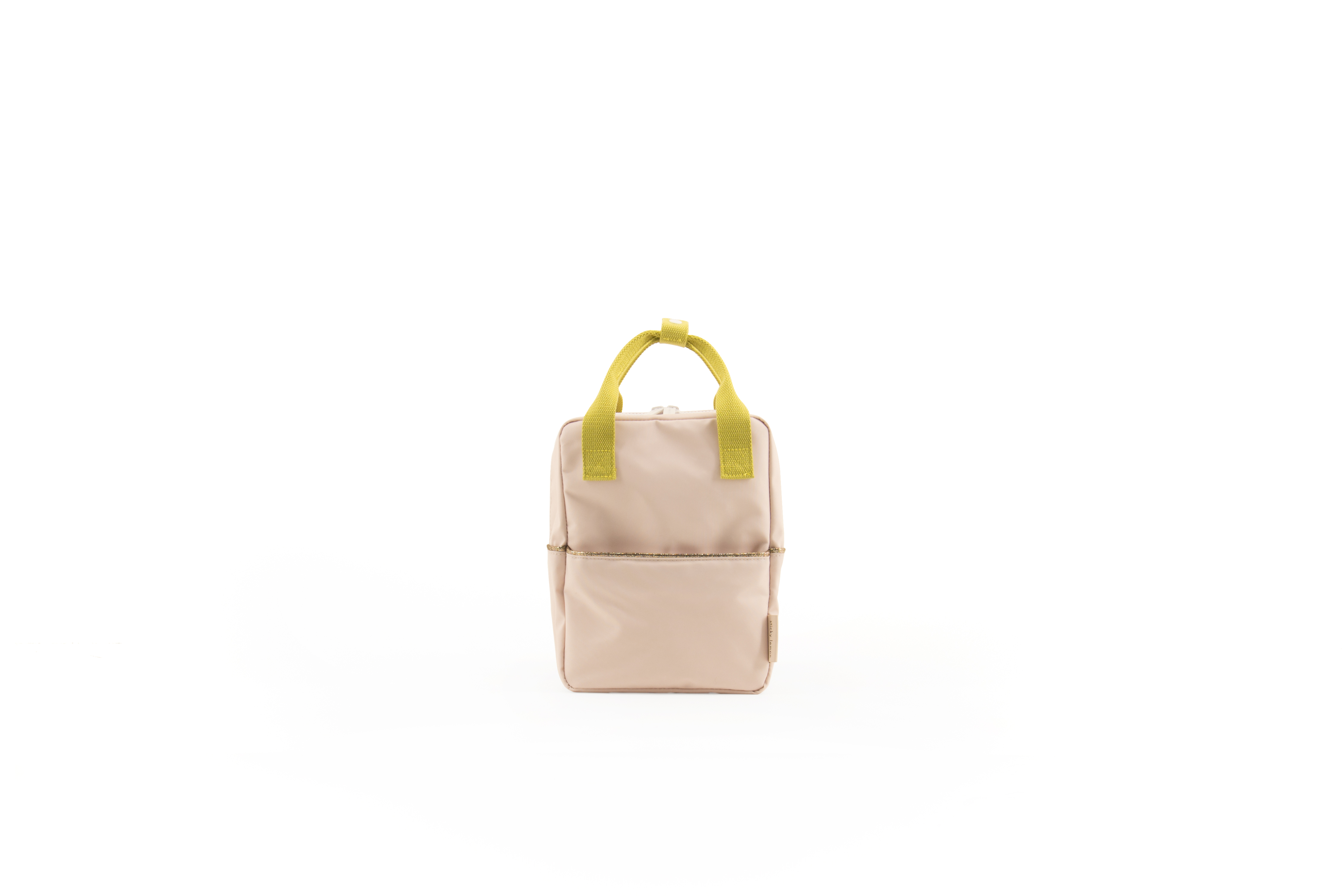 Sticky Lemon Pink - Backpack Small - Nude Pink - Accessories