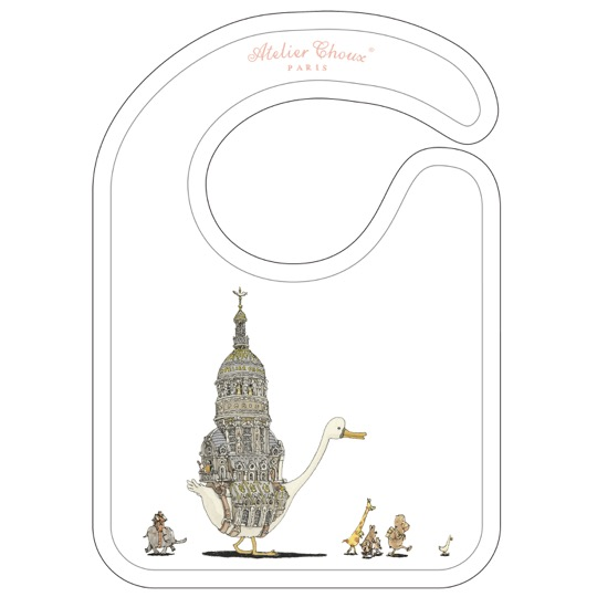 Atelier Choux  - Small Bib - Atelier Choux Paris - Accessories