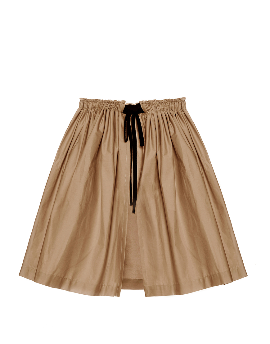 Little Creative Factory  - Contemporary Apron Skirt EARTH - Clothing
