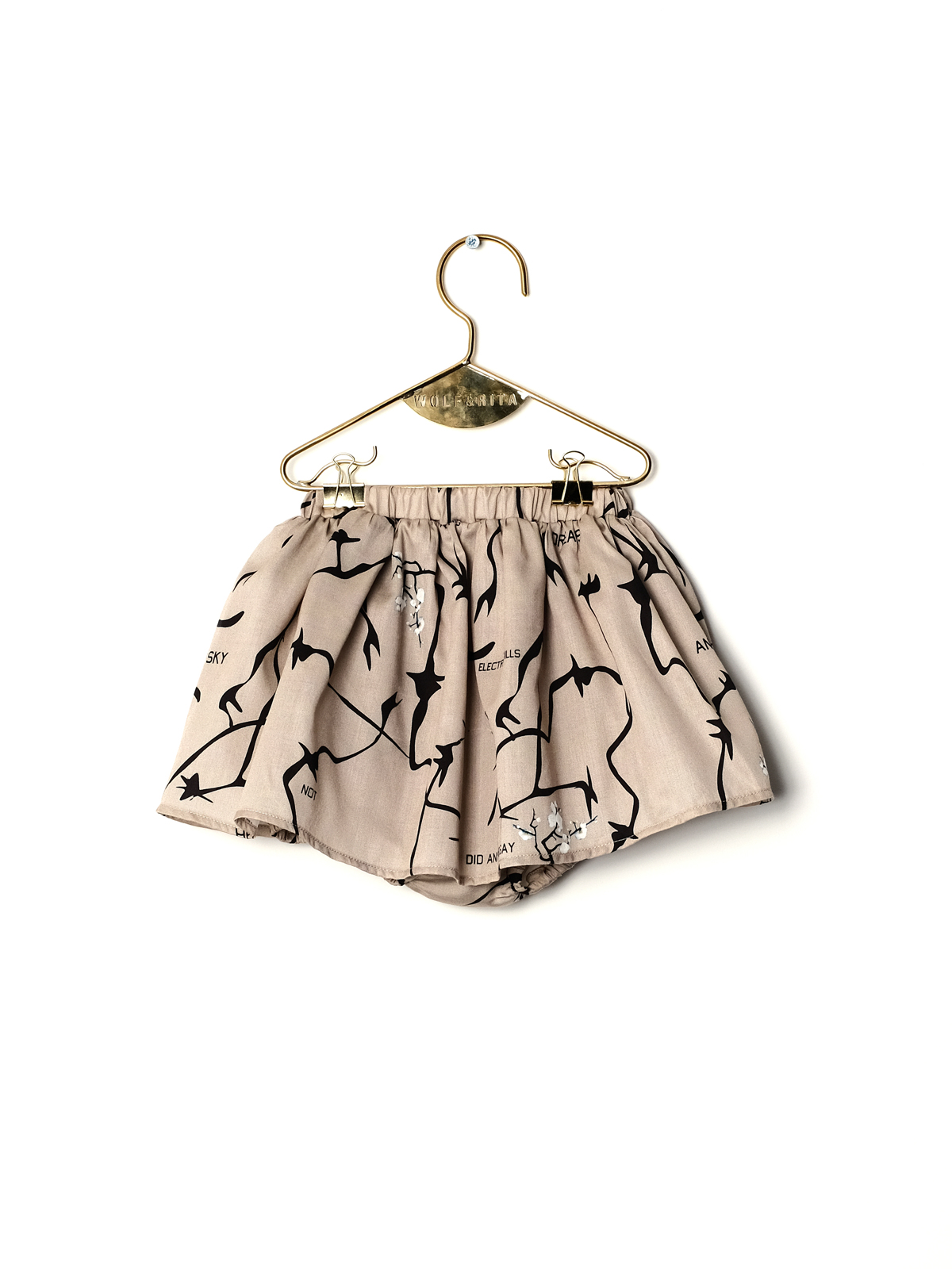 Wolf & Rita  - LEONOR THIS IS NOW BABY SKORT - Clothing