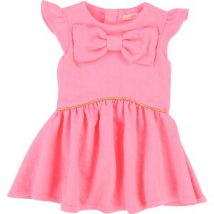 Billieblush  - SPRING FUSCHIA DRESS - Clothing
