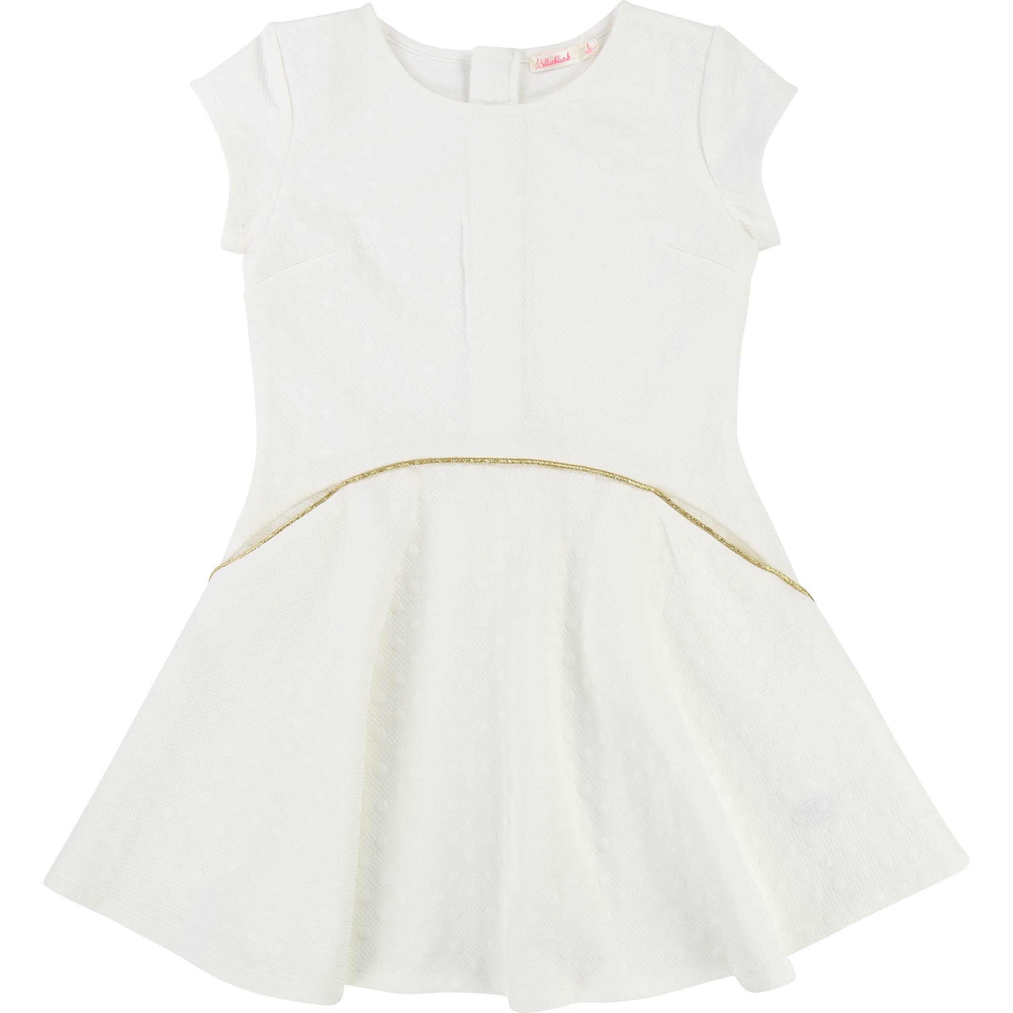 Billieblush  - CEREMONIE IVORY DRESS - Clothing