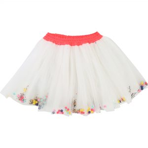 Billieblush  - PARTY IVORY PETTICOAT - Clothing