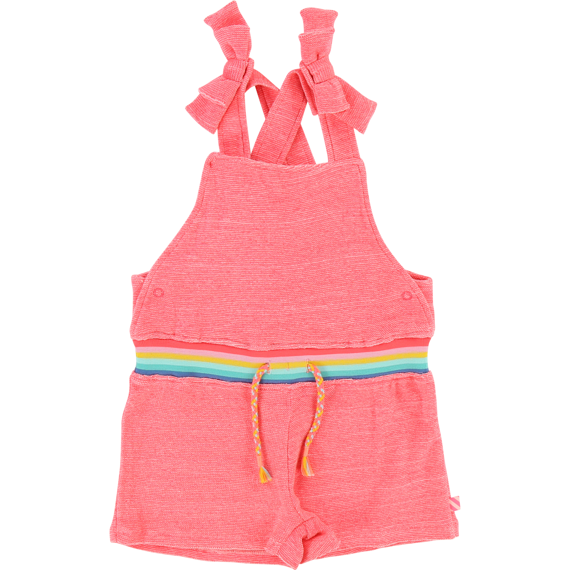 Billieblush  - SUMMER FUSCHIA SHORT ALL IN ONE - Clothing