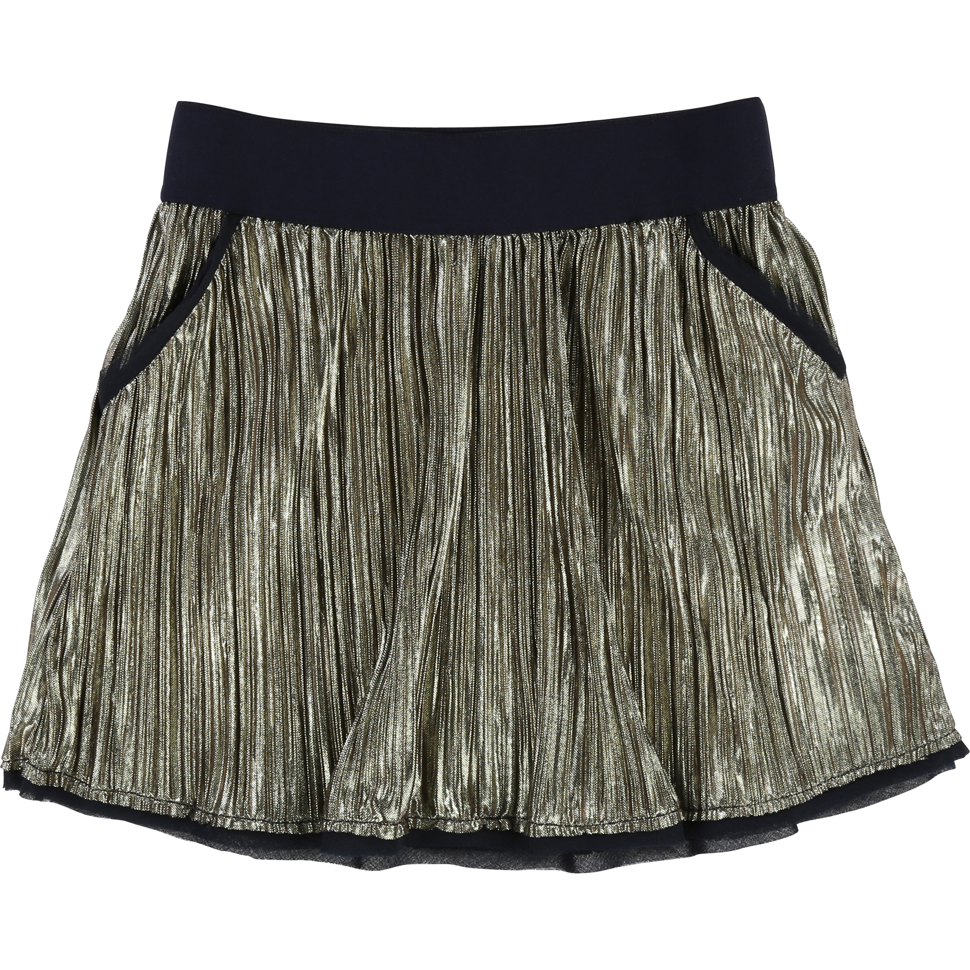 Zadig & Voltaire  - GOLD YELLOW SKIRT - Clothing