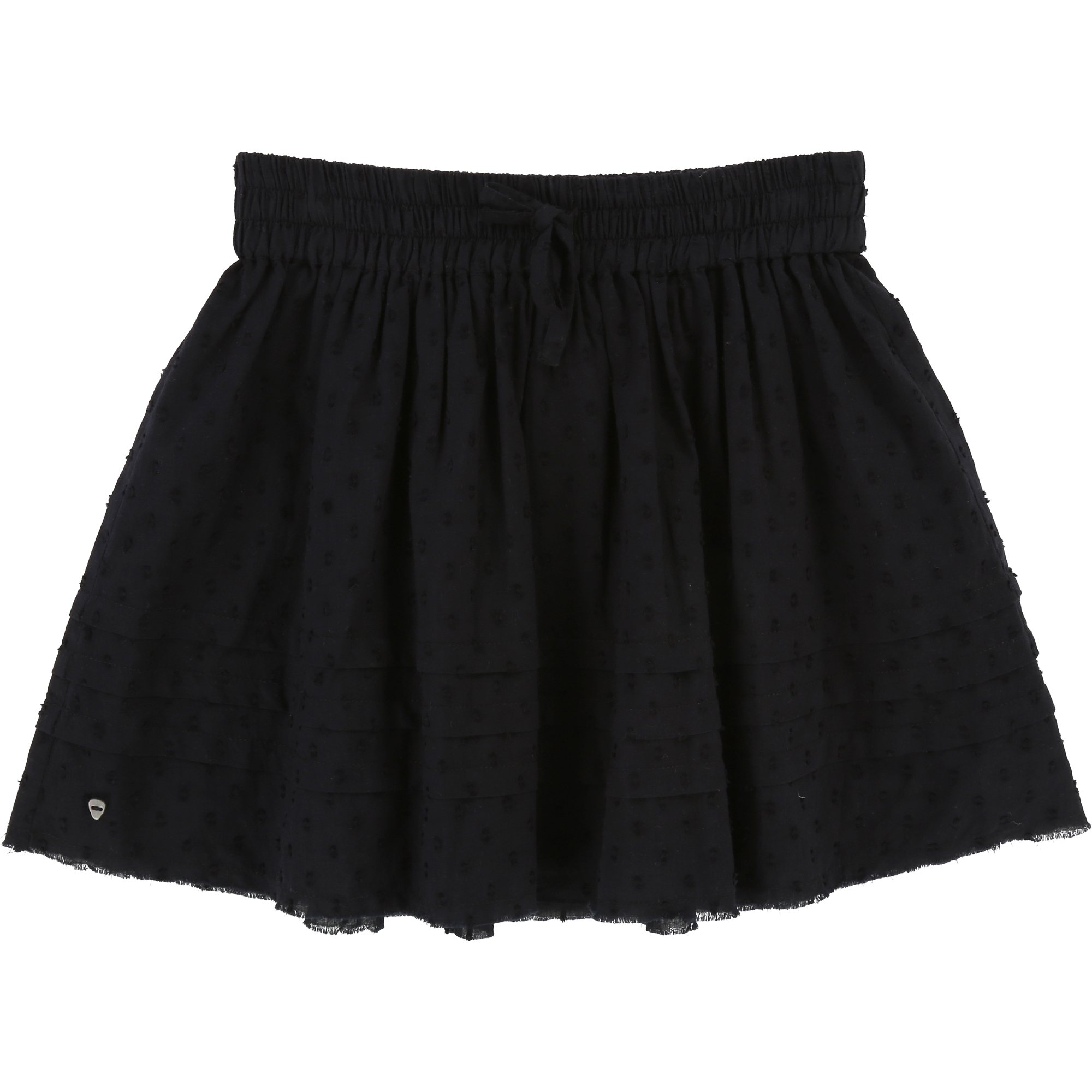 Zadig & Voltaire  - BLACK SKIRT - Clothing