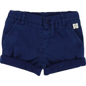 Carrément Beau  - BLUE BABY SHORTS - Clothing