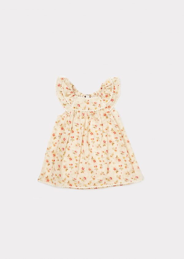 Caramel  - PRESPA BABY DRESS PINK - Clothing