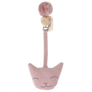 Konges Sløjd  - CLIP CAT ROSE - Accessories