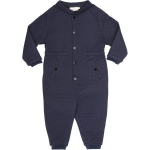 Konges Sløjd  - THERMO ONESIE NAVY - Clothing