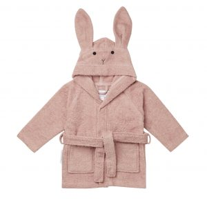 Liewood  - LILY BATHROBE RABBIT ROSE - Homeware
