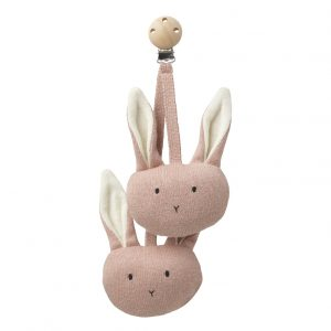 Liewood  - ROSA PRAM TOY RABBIT ROSE - Accessories