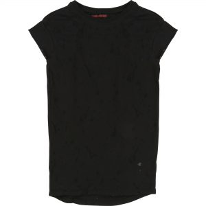 Zadig & Voltaire  - BLACK GUITAR JERSEY DRESS - Clothing