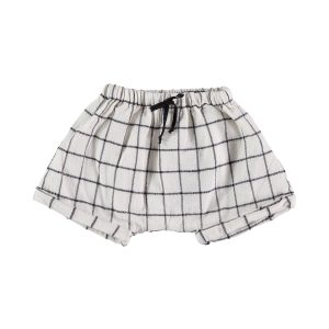 Buho  - KIKE CHECK SHORT PANT - Clothing