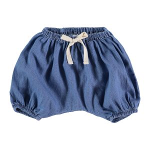 Buho  - POPPY DENIM BLOOMER - Clothing