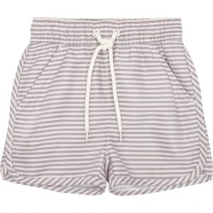 Konges Sløjd  - Swim Shorts Striped - Clothing