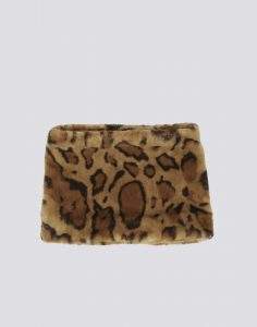 Bellerose  - LOUIZ NECK WARMER LEOPARD - Accessories