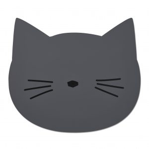 Liewood  - AURA PLACEMAT CAT STONE GREY - Homeware