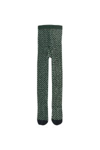 Tinycottons  - HAIRY TIGHTS DARK GREEN - Clothing