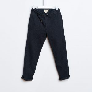 Bellerose  - PHAREL PANTS ANTHRACITE - Clothing