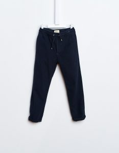 Bellerose  - PHAREL PANTS NAVY - Clothing