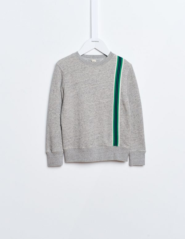 Bellerose  - VIXX SWEATSHIRT GREY - Clothing