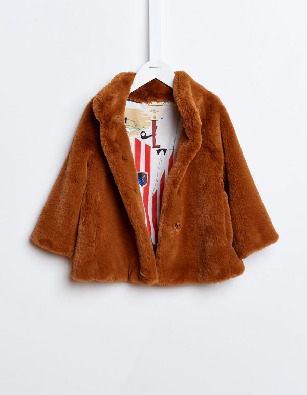 Bellerose  - LIEFJE COAT TOFFEE - Clothing