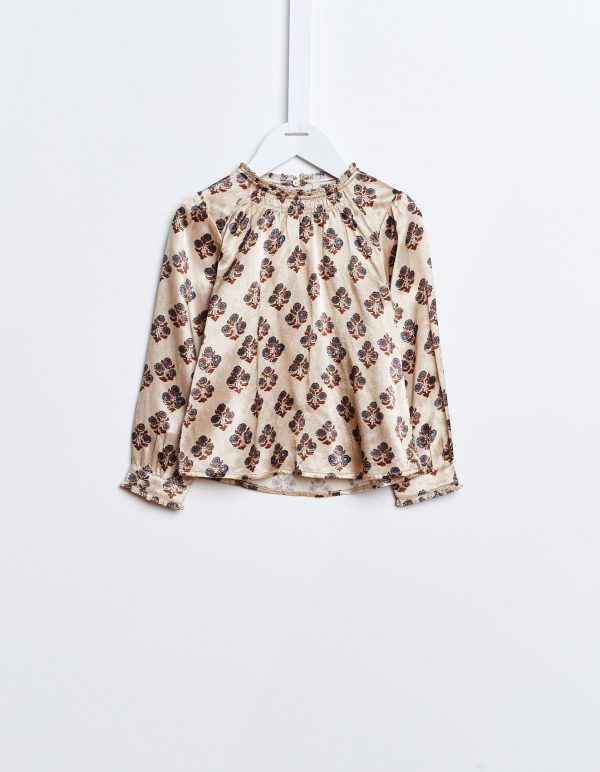 Bellerose  - ISALIEN BLOUSE - Clothing