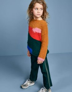 Bellerose  - DRAJI MULTI-COLOUR SWEATER - Clothing