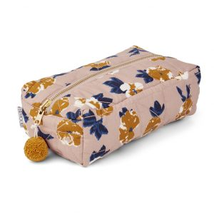 Liewood  - BEATE TOILETRY BAG FLOWER BOMB ROSE - Accessories