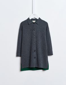 Bellerose  - URAZA SHIRT DRESS GREY - Clothing