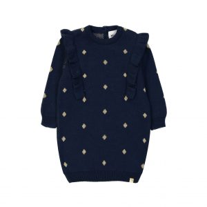 Blune  - OH MY DRESS NAVY - Clothing