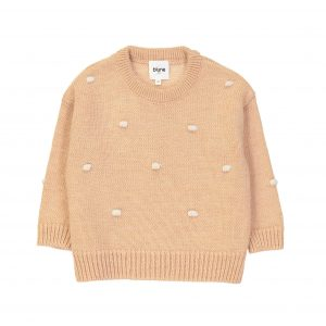 Blune  - TOTO SWEATER ROSE - Clothing