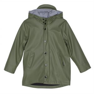 Gosoaky  - SNAKE PIT OLIVINE + GREY HEATHER INNER JACKET - Clothing