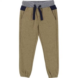 Billybandit  - FLEECE PANTS KHAKI - Clothing