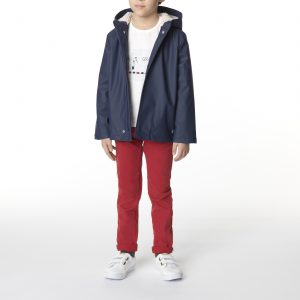 Carrément Beau  - CHINO TROUSERS RED - Clothing