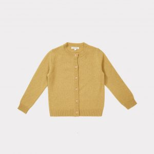 Caramel  - COATI CARDIGAN SAND - Clothing