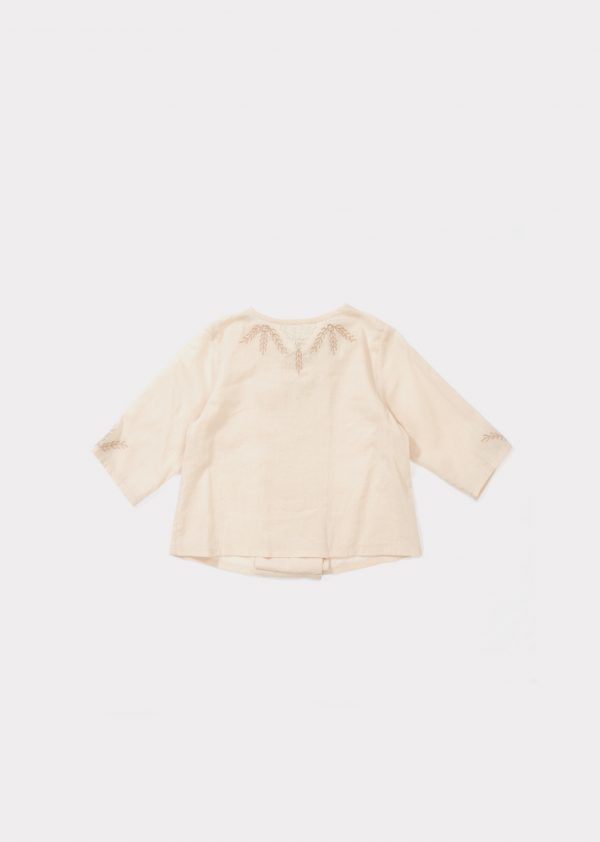Caramel  - CYGNET BABY GIFT TOP POWDER PINK - Clothing