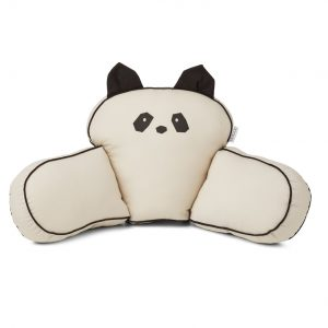 Liewood  - CASPER PRAM PILLOWS PANDA BEIGE BEAUTY - Homeware