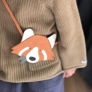 Donsje  - BRITTA PURSE RED PANDA - Accessories