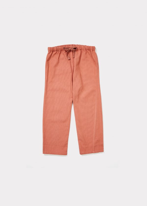 Caramel  - KOALA TROUSERS DUSTY PINK - Clothing