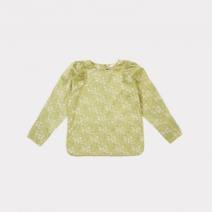 Caramel  - MOUSE BLOUSE LIBERTY CAPEL SAGE - Clothing
